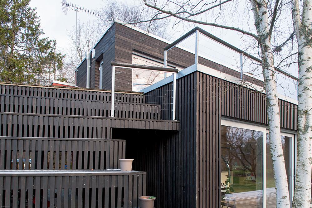 Eramu Haabneemes /  Private house in Haabneeme.  Valminud / Completed 2012