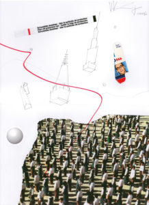 Kollaaž / Collage. 2006