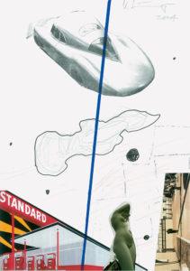 Kollaaž / Collage. 2004