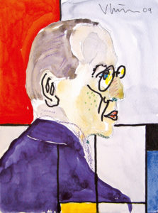 Piet Mondrian. 2009