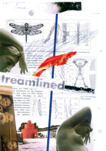Kollaaž / Collage. 2004