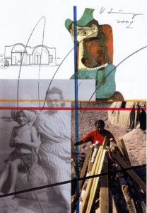 Kollaaž / Collage. 2002