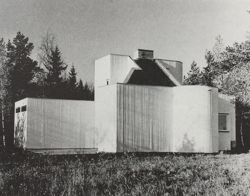 Suvila Murastes / Summer Cottage in Muraste. 1975